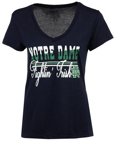 Colosseum Women's Notre Dame Fighting Irish PowerPlay T-Shirt