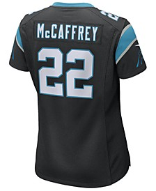 Women's Christian McCaffrey Carolina Panthers Game Jersey