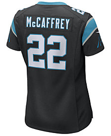 Nike Women's Christian McCaffrey Carolina Panthers Game Jersey