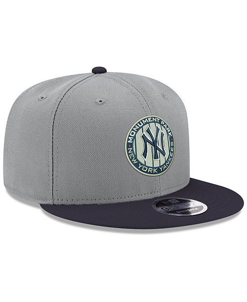 a65eb887bbb ... New Era New York Yankees Clubhouse 9FIFTY Snapback Cap ...