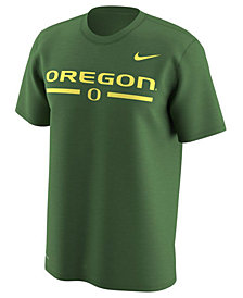 Nike Men's Oregon Ducks Fresh Trainer Hook T-Shirt