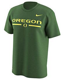 Nike Men's Oregon Ducks Fresh Trainer Hook T-Shirt