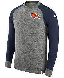 Nike Men's Denver Broncos Crew Top