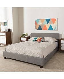 Brodyn Upholstered Bed Collection, Quick Ship