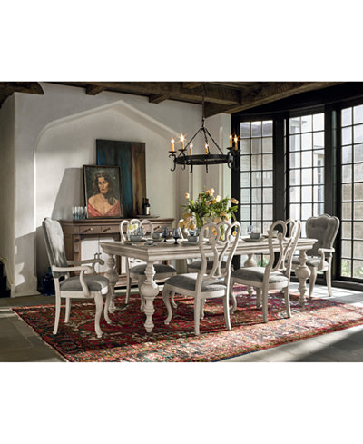 Rochelle Expandable Dining Furniture Collection