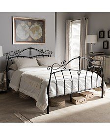 Fintan Bed Collection, Quick Ship