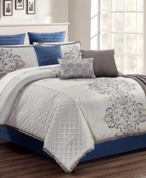 Pieran 14-Pc. Queen Comforter...