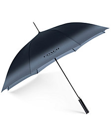 Receive a complimentary umbrella With any large spray purchase from the COACH men's fragrance collection