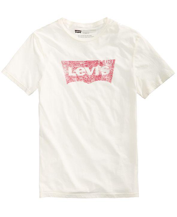 Levi's Men's Batwing Logo-Print T-Shirt