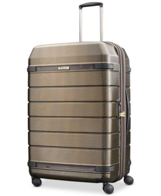 """Century 29"""" Extended-Journey Expandable Spinner Suitcase"""