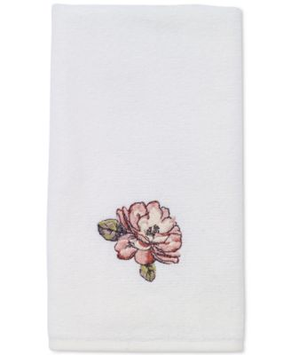 Butterfly Garden Fingertip Towel
