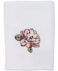 Butterfly Garden Washcloth