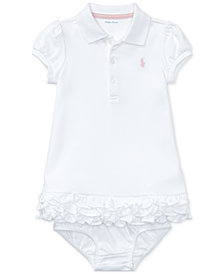 Ralph Lauren Cupcake Dress, Baby Girls