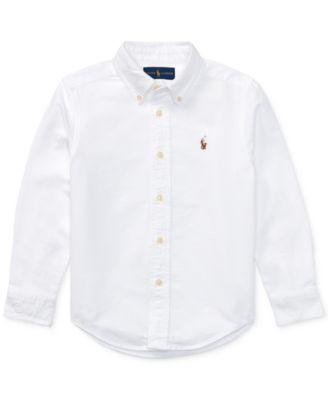 Ralph Lauren Toddler Boys Blake Oxford Shirt