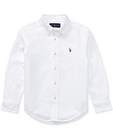 Ralph Lauren Toddler Boys Blake Oxford Shirt