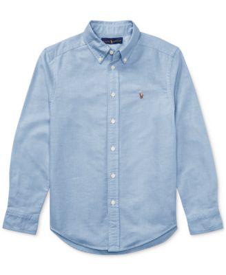 Ralph Lauren Big Boys Blake Oxford Shirt