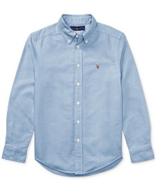 Polo Ralph Lauren Big Boys Blake Oxford Shirt
