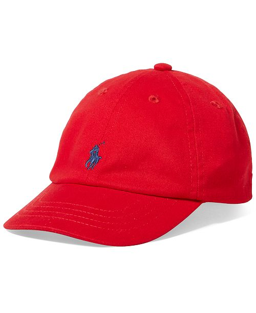 Polo Ralph Lauren Baby Boys Classic Sport Cap - All Kids ... 892fa6ce4e8
