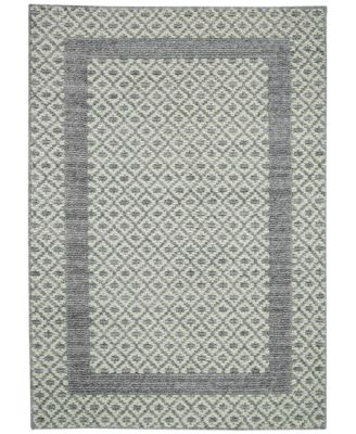 "Diamond Geo 30"" x 45"" Bath Rug"