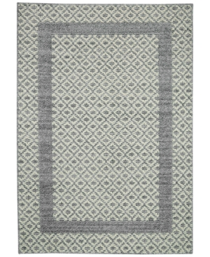 Mohawk Diamond Geo 30 x 45 Bath Rug Bedding