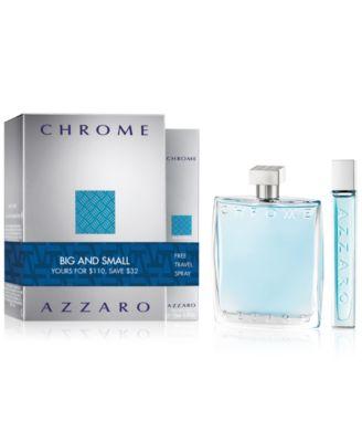 Azzaro Men's 2-Pc. Chrome Gift Set, Created for Macy's - Fragrance ...