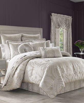 Le Blanc 4-Pc. Queen Comforter Set