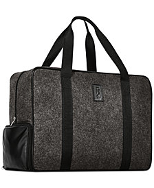 Receive a FREE Duffel with any $54 purchase from the Paul Sebastian Men's fragrance collection