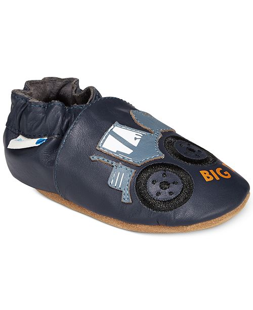 Robeez Big Dig Shoes, Baby Boys