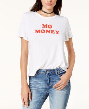 MO MONEY GRAPHIC T-SHIRT