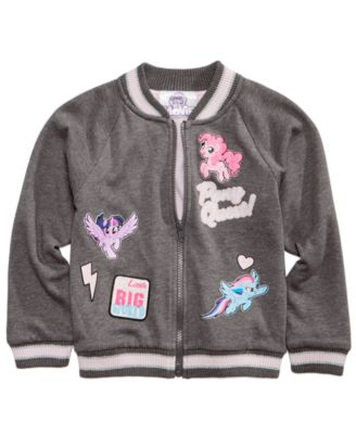 My Little Pony Bomber Jacket, Little Girls (4 6X)