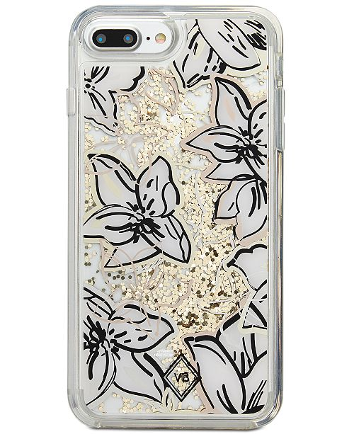 hot sales 71a82 d9cd2 Vera Bradley Falling Flowers iPhone 8 Plus Case & Reviews - Handbags ...