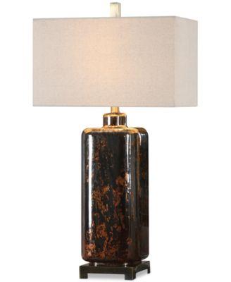 Uttermost Vanoise Mercury Glass Lamp