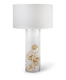 Regina Andrew Design Glass Cylinder Table Lamp