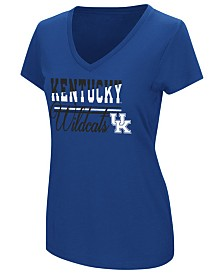 Colosseum Women's Kentucky Wildcats PowerPlay T-Shirt