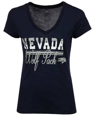 Colosseum Women's Nevada Wolf Pack PowerPlay T-Shirt