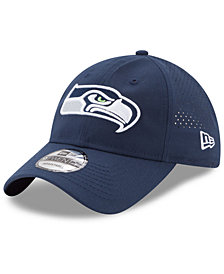 New Era Seattle Seahawks Training 9TWENTY Cap
