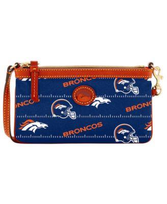 Denver Broncos Nylon Wristlet