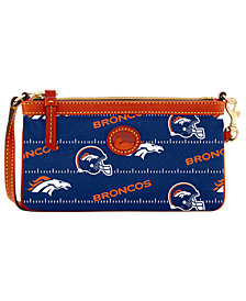 Dooney & Bourke Denver Broncos Nylon Wristlet