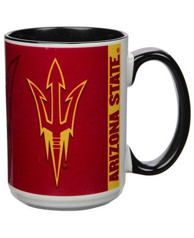 Arizona State Sun Devils 15oz Super Fan Inner Color Mug