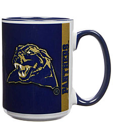 Pittsburgh Panthers 15oz Super Fan Inner Color Mug