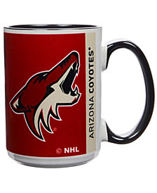 Arizona Coyotes 15oz Super Fan Inner Color Mug