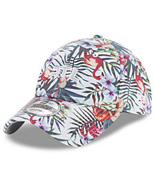 New Era Atlanta Hawks Drop Trop 9TWENTY Strapback Dad Cap