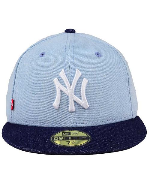 07293985799 New Era New York Yankees X Levi 59FIFTY Fitted Cap - Sports Fan Shop ...