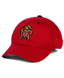 Top of the World Boys' Maryland Terrapins Onefit Cap