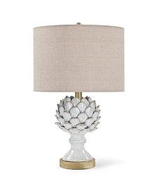 Regina Andrew Design Leafy Artichoke Table Lamp