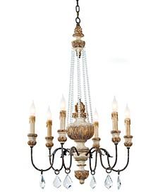 Regina Andrew Design Crystal Parisian Chandelier