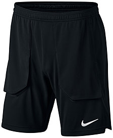 "Nike Men's NikeCourt Breathe 9"" Tennis Shorts"