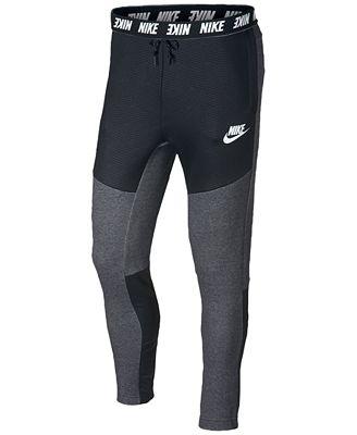 Nike Men's Sportswear Advance 15 Heavyweight Fleece Pants