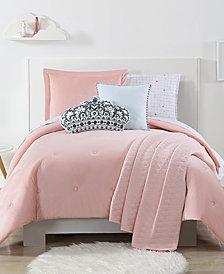 My World Reversible Velvet Plush Comforters
