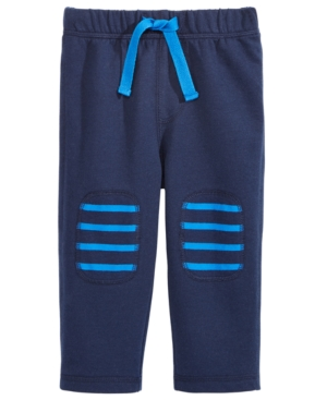 First Impressions KneePatch Pants Baby Boys (024 months) Created for Macys
